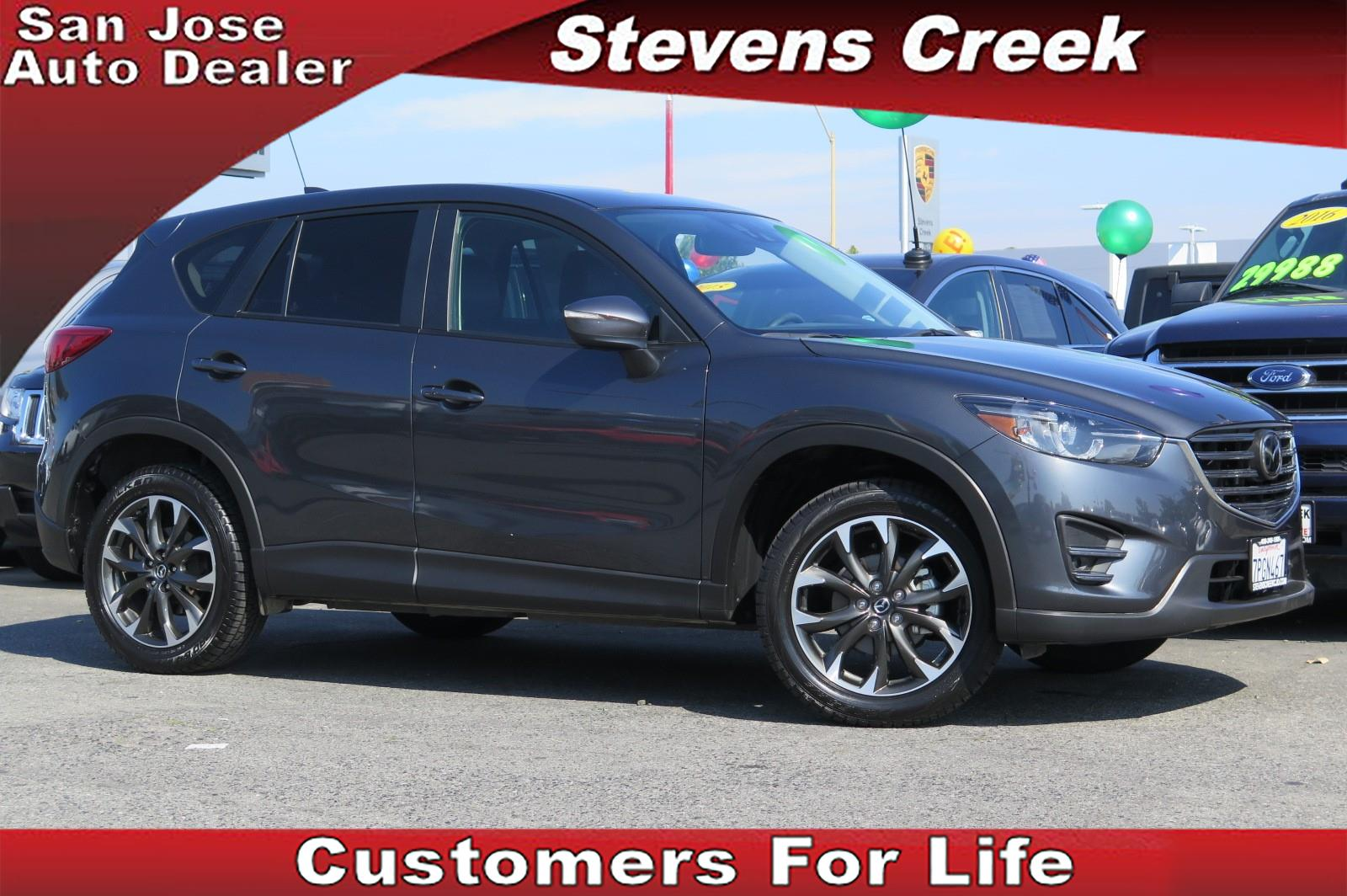Stevens Creek Chrysler Jeep Dodge 2016 Mazda CX 5 Grand Touring Sport  Utility