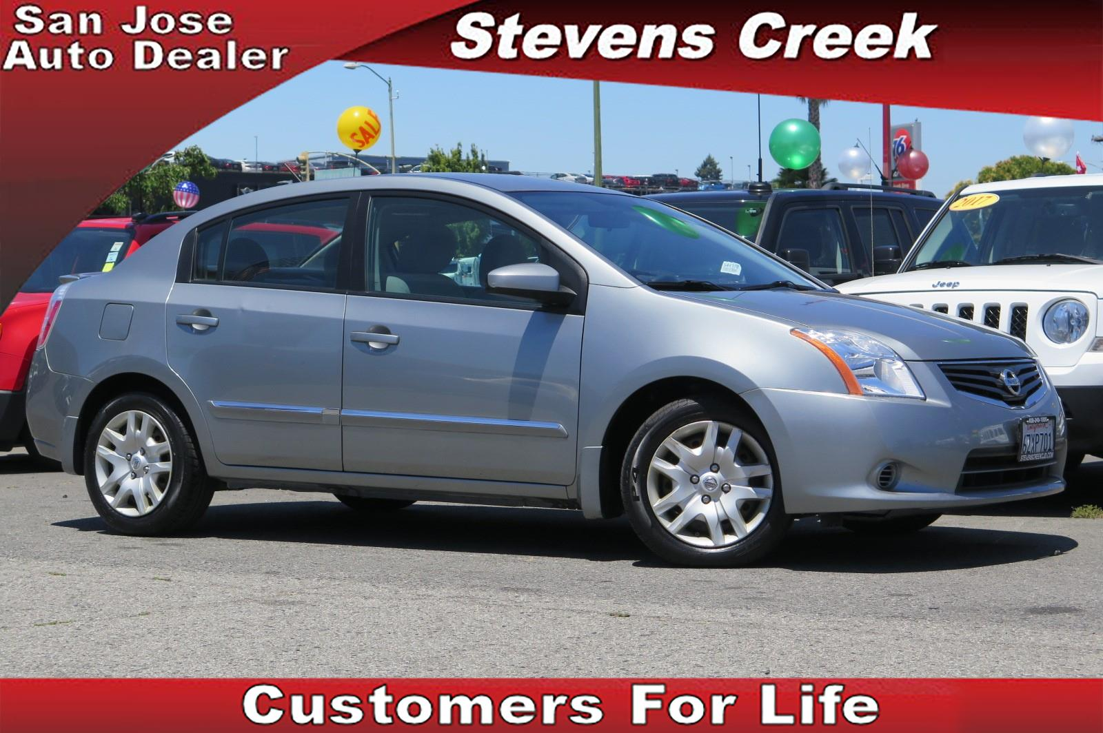 Stevens Creek Chrysler Jeep Dodge 2012 Nissan Sentra In San Jose California