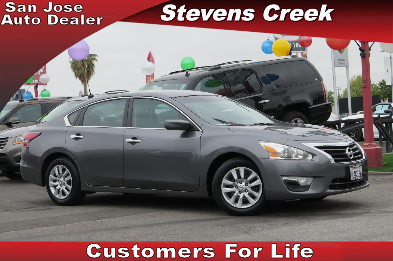 Stevens Creek Chrysler Jeep Dodge 2015 Nissan Altima 2.5 S Sedan