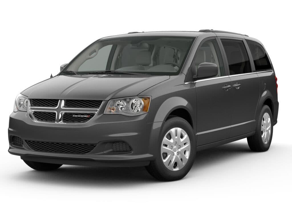 New 2019 Dodge Grand Caravan In San Jose California
