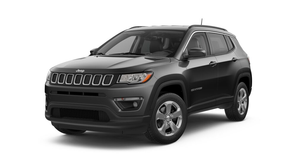 New 2018 Jeep Compass In San Jose California