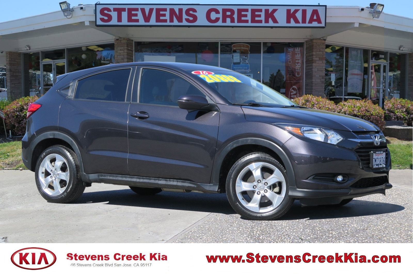 Stevens Creek Kia