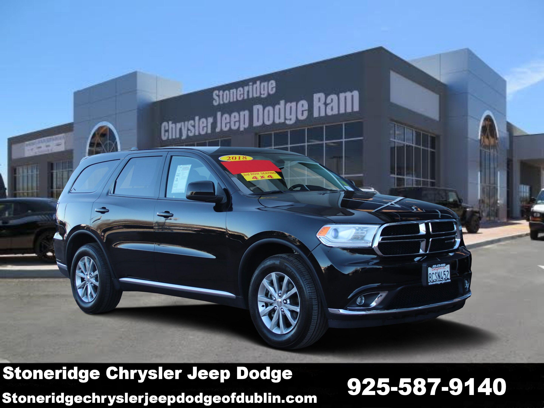 Dodge Durango Finance Specials Deals Pleasanton Ca