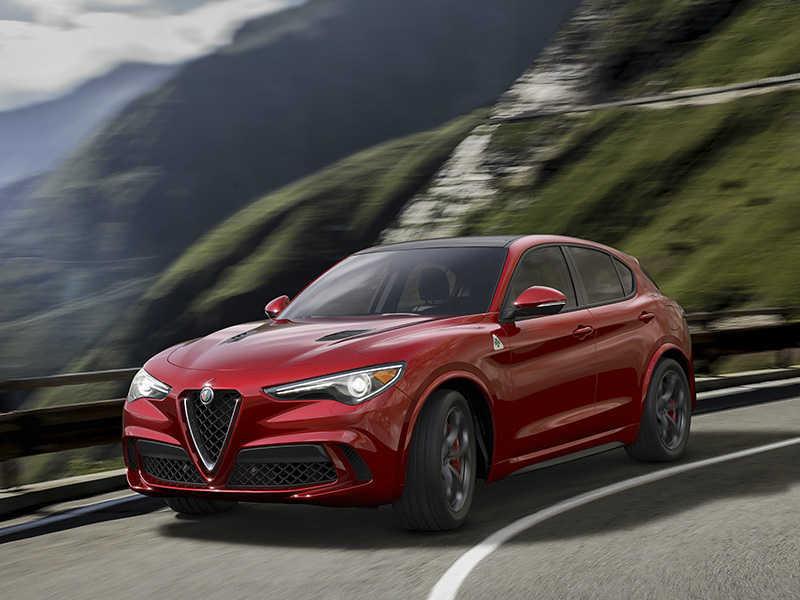 Alfa Romeo Stelvio Price Ann Arbor Mi