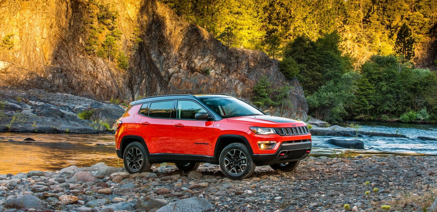 New 2018 Jeep Compass For Sale Ann Arbor MI