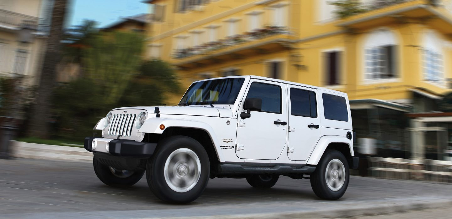 Charming New Jeep Wrangler Unlimited Exterior Image 2