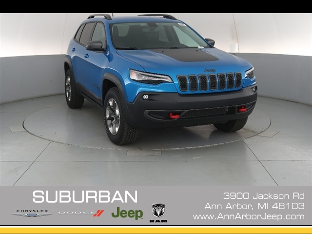 Jeep Cherokee Lease Deals & Finance Offers | Ann Arbor, MI