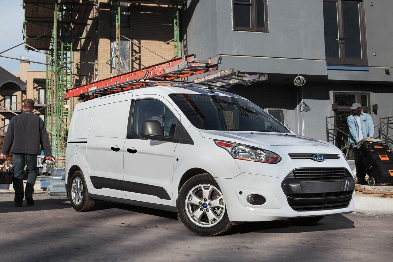New ford exterior image 1