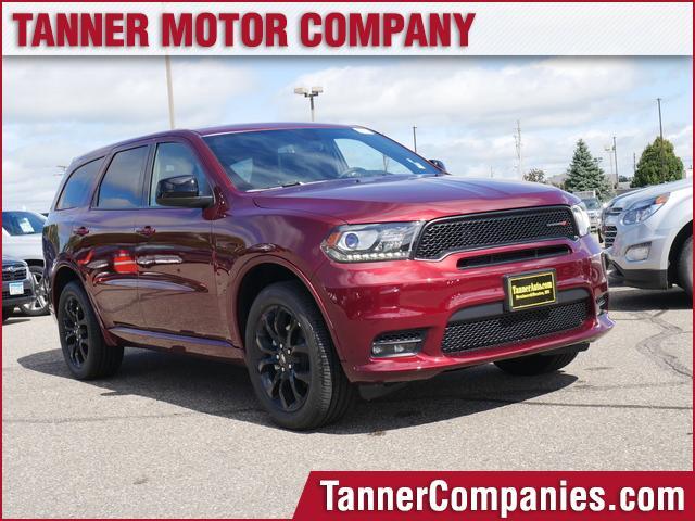 New 2020 Dodge Durango Gt Awd Sport Utility In Brainerd