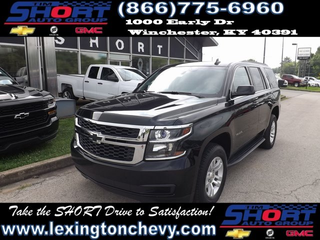 Certified Pre Owned 2015 Chevrolet Tahoe In Winchester Kentucky