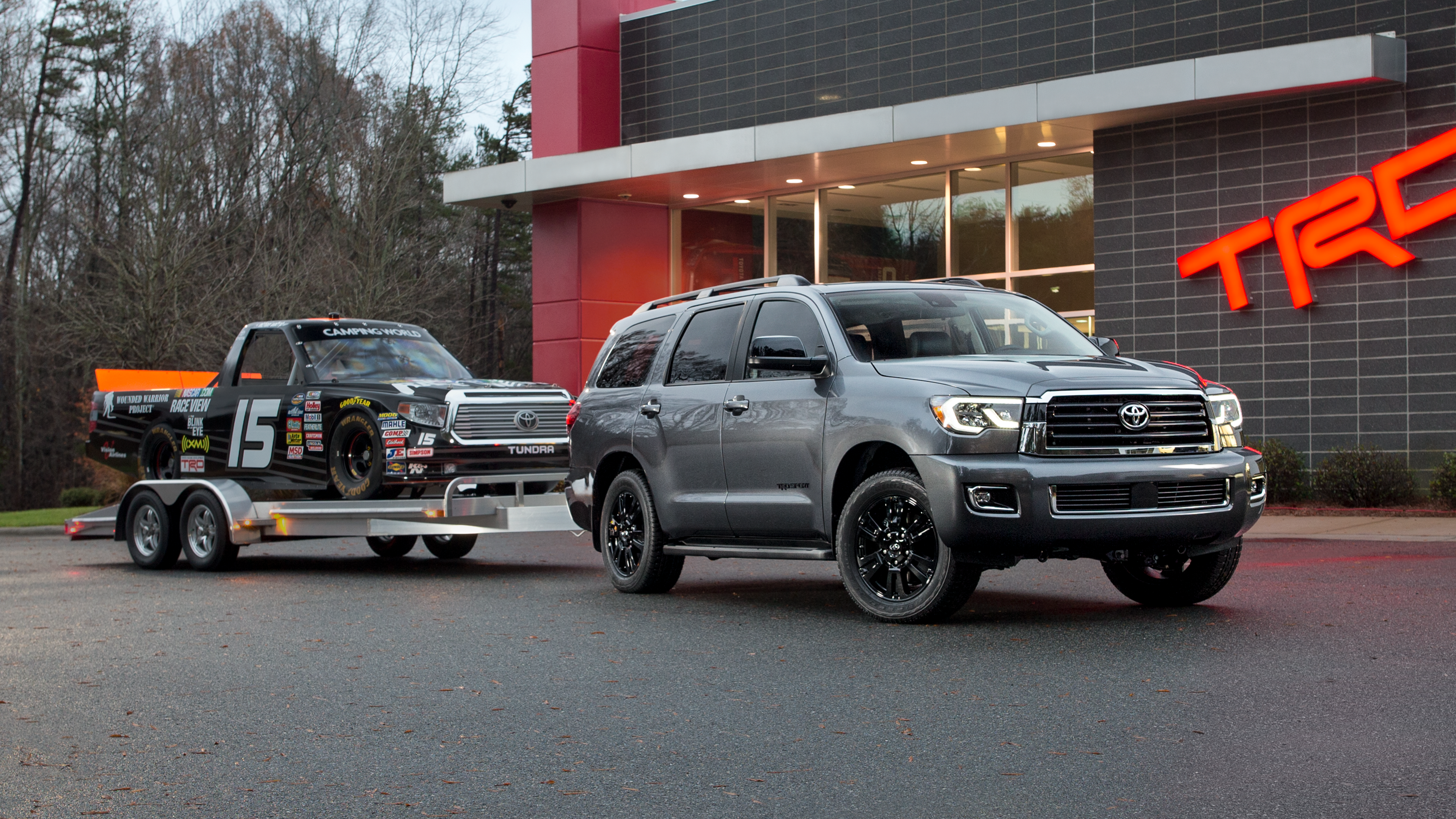 New Toyota Sequoia Lease Deals Special Offers Greensburg Pa