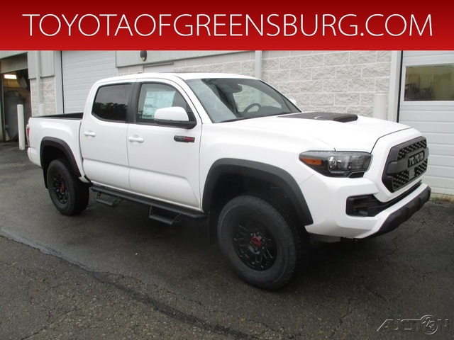 New Toyota® Tacoma Lease Deals & Special Offers | Greensburg PA