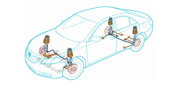 Toyota Suspension Service Offers & Deals - Wausau WI
