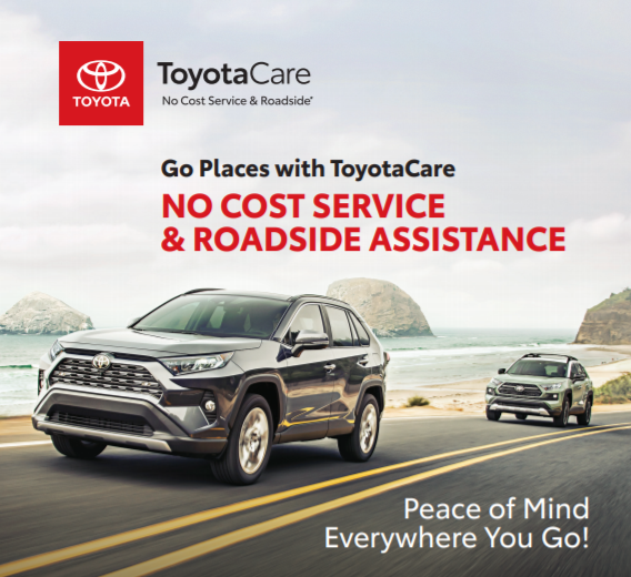 Toyotacare Roadside Assistance Number >> Toyotacare Toyota Warranty Near Wausau Wi