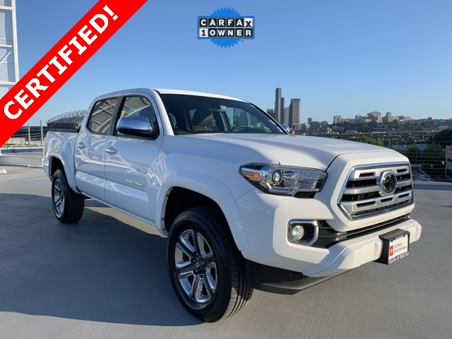 Toyota® Tacoma Offers and Prices - Seattle WA
