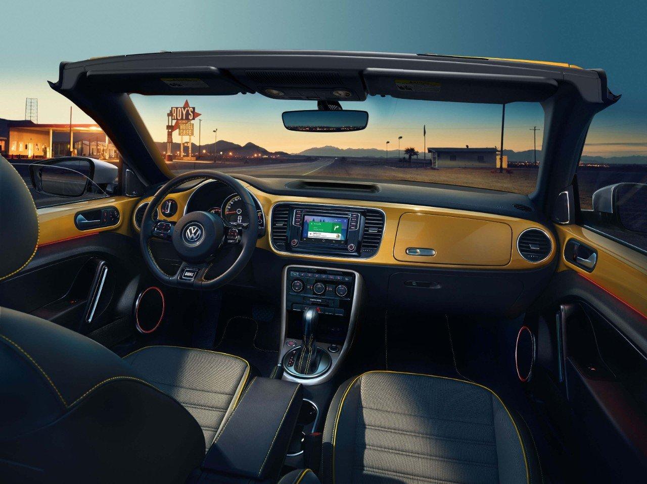 New Volkswagen Beetle Convertible Offers Albuquerque Nm University Volkswagen Mazda