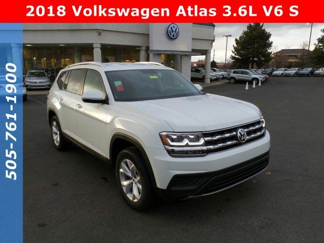 New Volkswagen Atlas Lease Deals & Finance Offers - Albuquerque NM