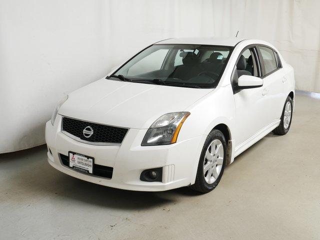 Inver Grove Nissan >> Pre Owned 2010 Nissan Sentra Fwd Sedan