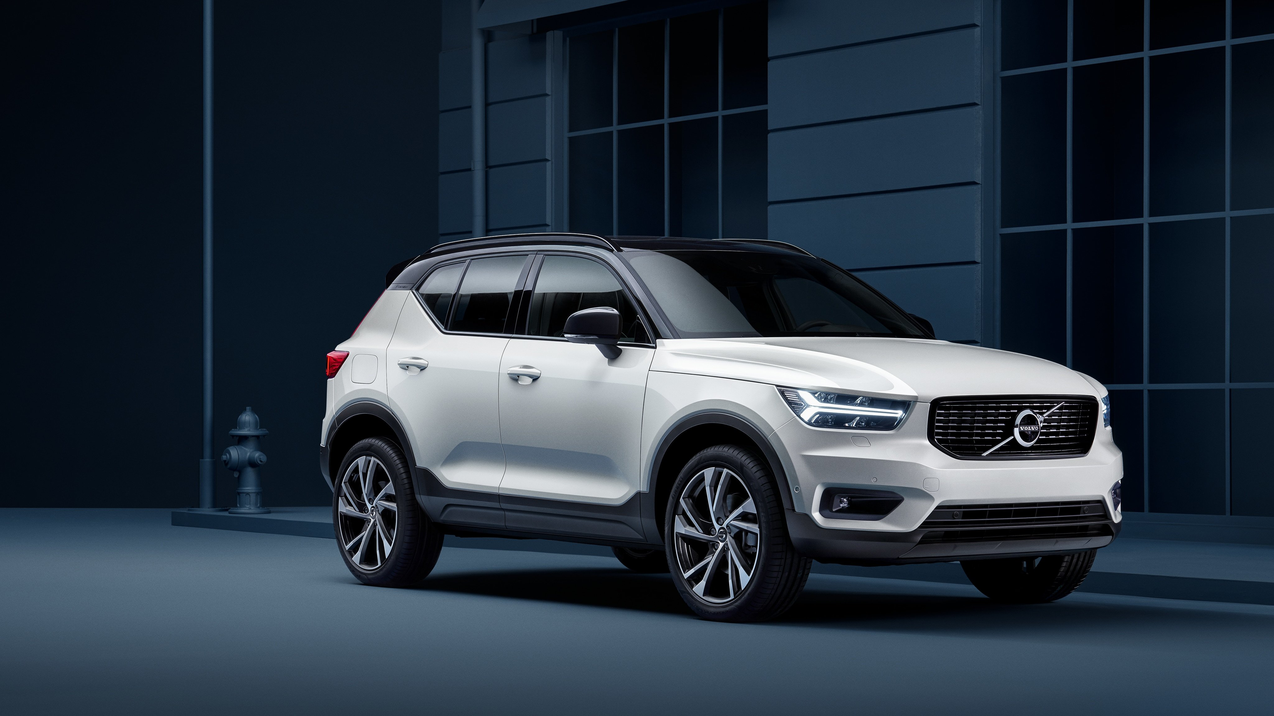 financial lease volvo xc40