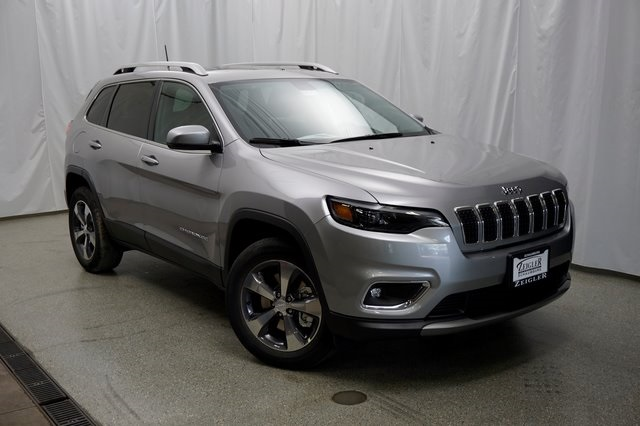 New 2019 Jeep Cherokee In Schaumburg Illinois
