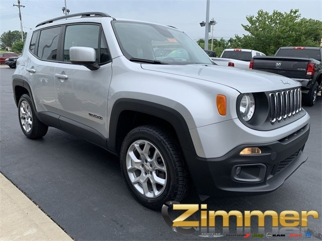 Jeep Certified Pre Owned >> Certified Pre Owned 2015 Jeep Renegade Latitude 4wd