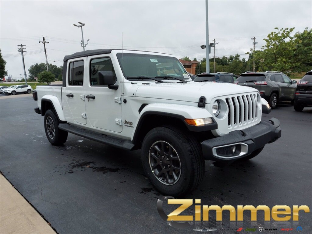 Jeep Gladiator In Stock Cincinnati Zimmer Cdjr